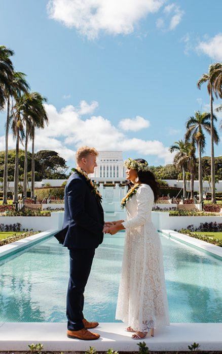 wedding photography in Hawaii
